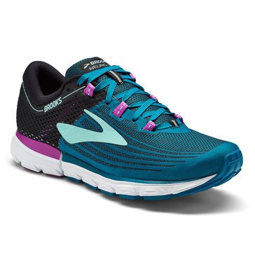 Brooks Neuro 3 Women's Running Shoe Lagoon / Black / Purple