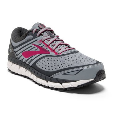 Brooks Ariel 18 Women's Running Shoe Grey / Grey / Pink