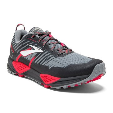 Brooks Cascadia 13 Women's Trail Running Shoe Grey / Grey / Pink