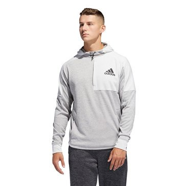 Adidas Men's Team Issue Lite Pull Over Hoodie