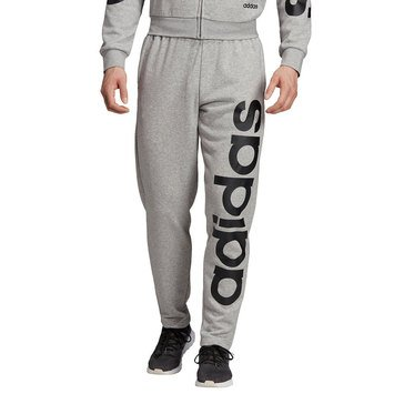 adidas Men's Core Athletic Big Brand Track Pants