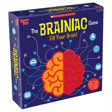 Scholastic Brainiac Game