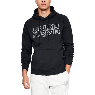 Under Armour Men's Baseline Fleece Hoodie