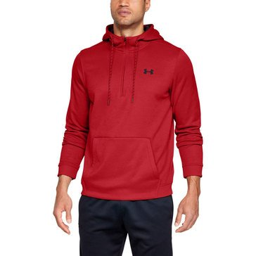Under Armour Men's Fleece 1/2 Zip Hoodie
