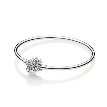 PANDORA Fireworks Limited Edition Bangle - Size 7.5in