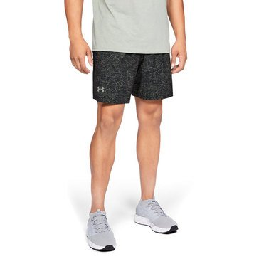 Under Armour Men's Launch SW 7'' Inseam Printed Shorts