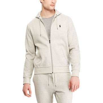 Polo Ralph Lauren Men's Double Knit Full Zip Hoodie
