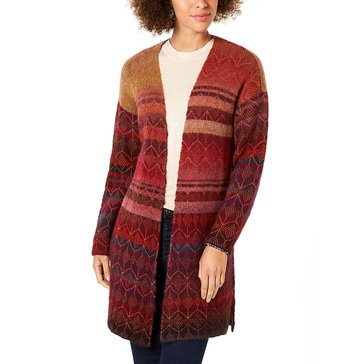 Style And Co Womens Novelty Cardi