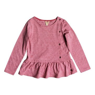 Roxy Little Girls' Love Is Bright Top