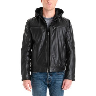 Michel Kors Men's Hunter Moto Jacket