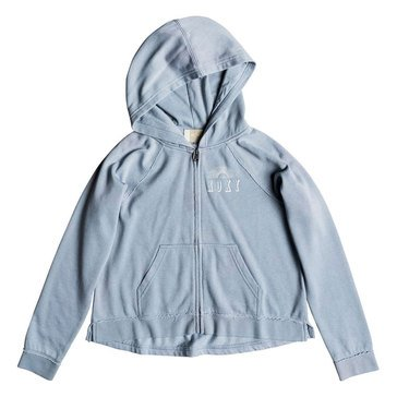 Roxy Big Girls' Pretty Smile Circle Spirit Hoodie