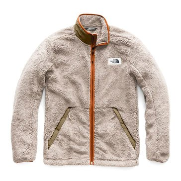The North Face Men's Campshire Sherpa Full Zip Jacket