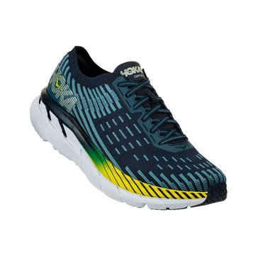 Hoka One One Men's Clifton 5 Knit Running Shoe