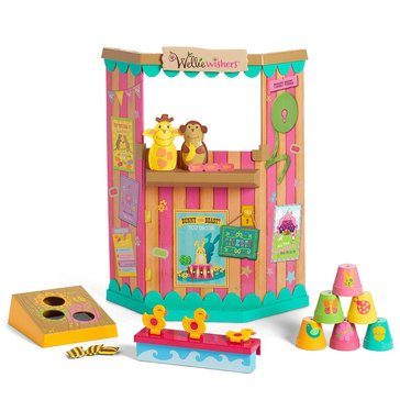 WellieWishers Carnival Game Set