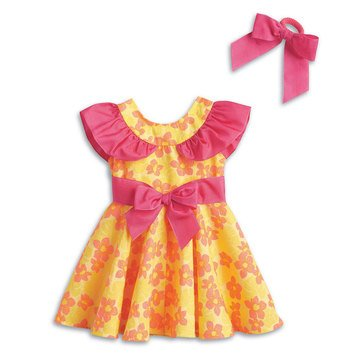 American Girl Nanea's Luau Dress
