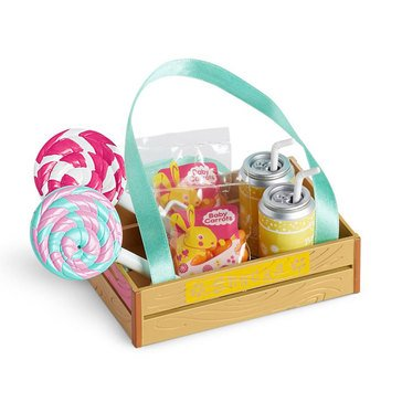 WellieWishers Carnival Snack Tray