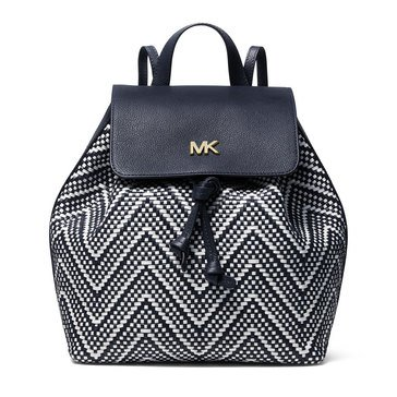 Michael Kors Junie Medium Flap Backpack