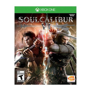 Xbox One Soul Calibur VI