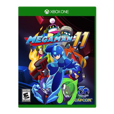 Xbox One Mega Man 11