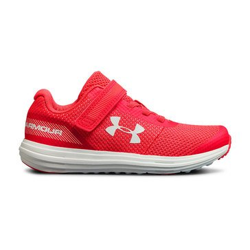 Under Armour Girls GPS Surge RN Running Shoe (Little Kid)