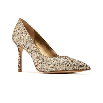 Katy Perry Sissy Pump Glitter