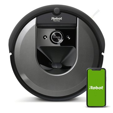 iRobot Roomba i7 7150 WiFi Connected Robot Vacuum (I7155020)