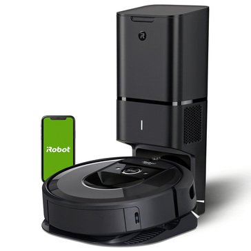 iRobot Roomba i7+ 7550 WiFi Connected Robot Vacuum with Automatic Dirt Disposal
