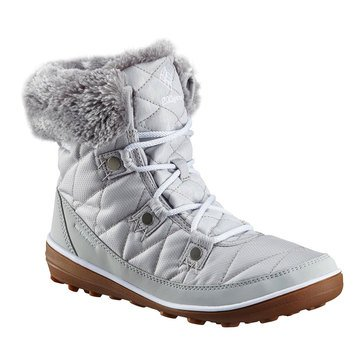 Columbia Heavenly Shorty Camo Omni Heat Insulated Fashion Boot