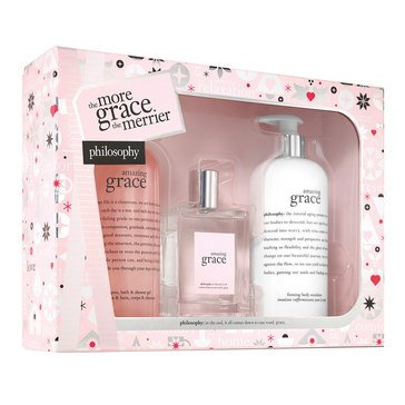 Philosophy In More Grace The Merrier Eau de Toilette Jumbo Holiday Set