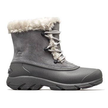 Sorel Snow Angel Lace Waterproof Suede Insulated Lace Boot