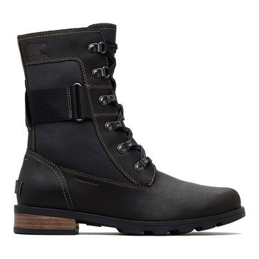 Sorel Emelie Conquest Waterproof Leather/Fabric Boot