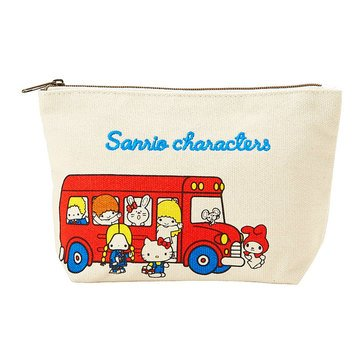 Hello Kitty Vintage Canvas Pouch