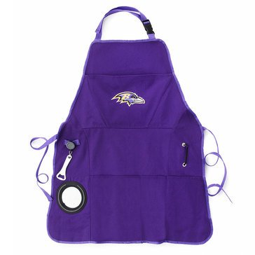 Evergreen Baltimore Ravens Grilling Apron