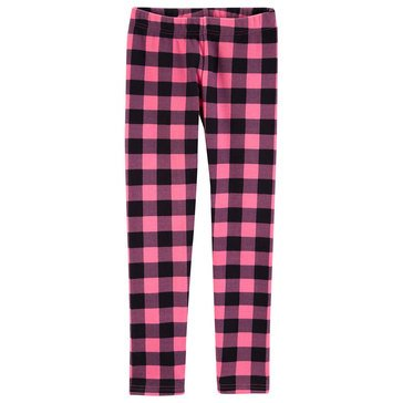 Carters' Little Girls' Plaid Legging