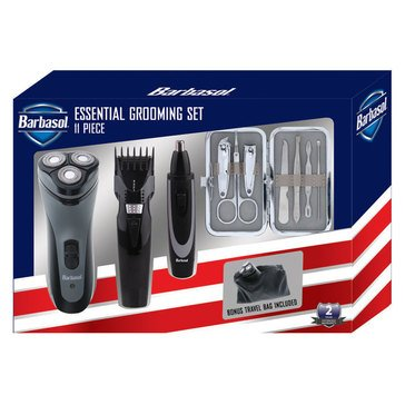 Barbasol Essential Grooming Set