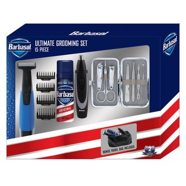 Barbasol Ultimate Grooming Set