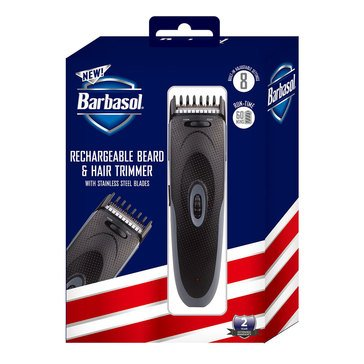 Barbasol Men's Hair And Beard Trimmer