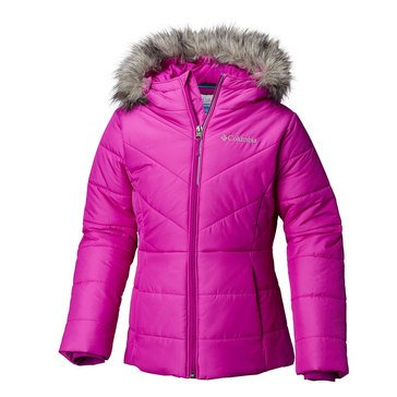 Columbia Big Girls' Katelyn Crest Heavy Weight Jacket