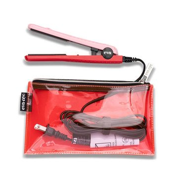 Eva Nyc Broken Heart Ceramic Mini Styling Iron