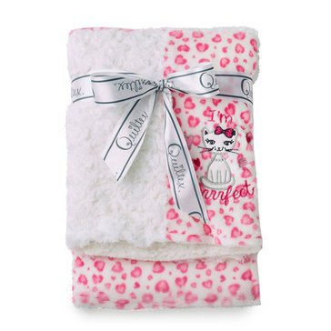 Quiltex Baby Fleece Blanket