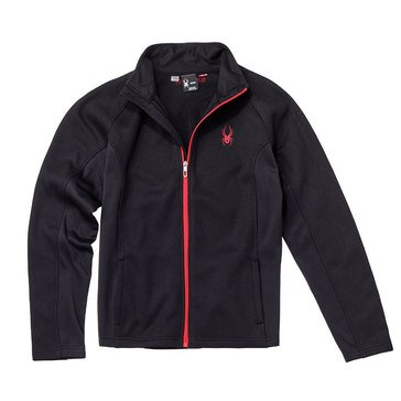 Spyder Men's Constant Light Weight Full Zip Sweater