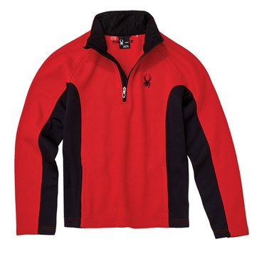 Spyder Men's Outbound Half Zip Sweater