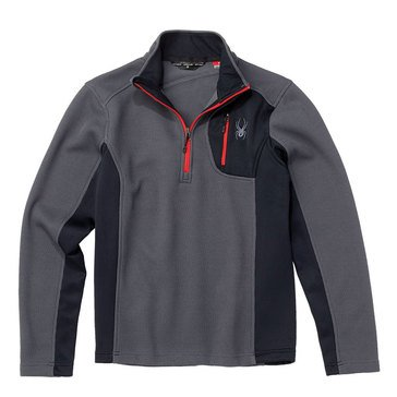 Spyder Men's Outbound Qtr Zip Sweater