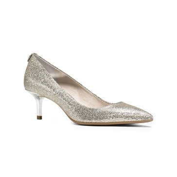 Michael Kors MK Flex Kitten Pump Glitter
