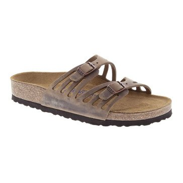 Birkenstock Women's Granada Oiled Leather Sandal
