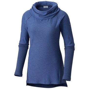 Columbia Women's Easy Going Long Sleeve Cowl Top