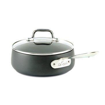 All-Clad 2.5-Quart Saucepan with Lid