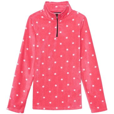 French Toast Toddler Girls' Printed Micro Fleece