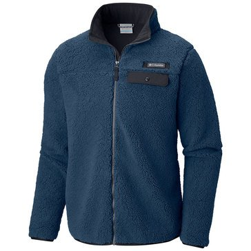 Columbia Men's Mountain Side Heavy Weight Full Zip Jacket