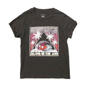 Billabong Big Girls' Island Waves Boy Tee
